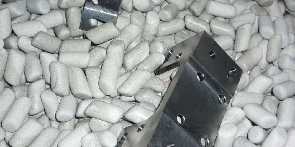 Servizio di sabbiatura acciaio a Brescia