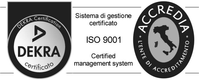 certificazione ISO 9001 vibrotec Brescia